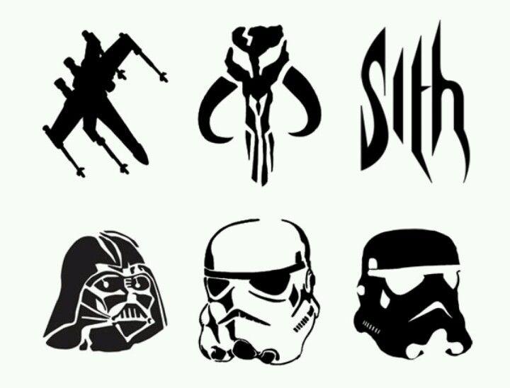 Make Your Own Star Wars Jack-O-Lanterns | Halloween-Kürbisse ...