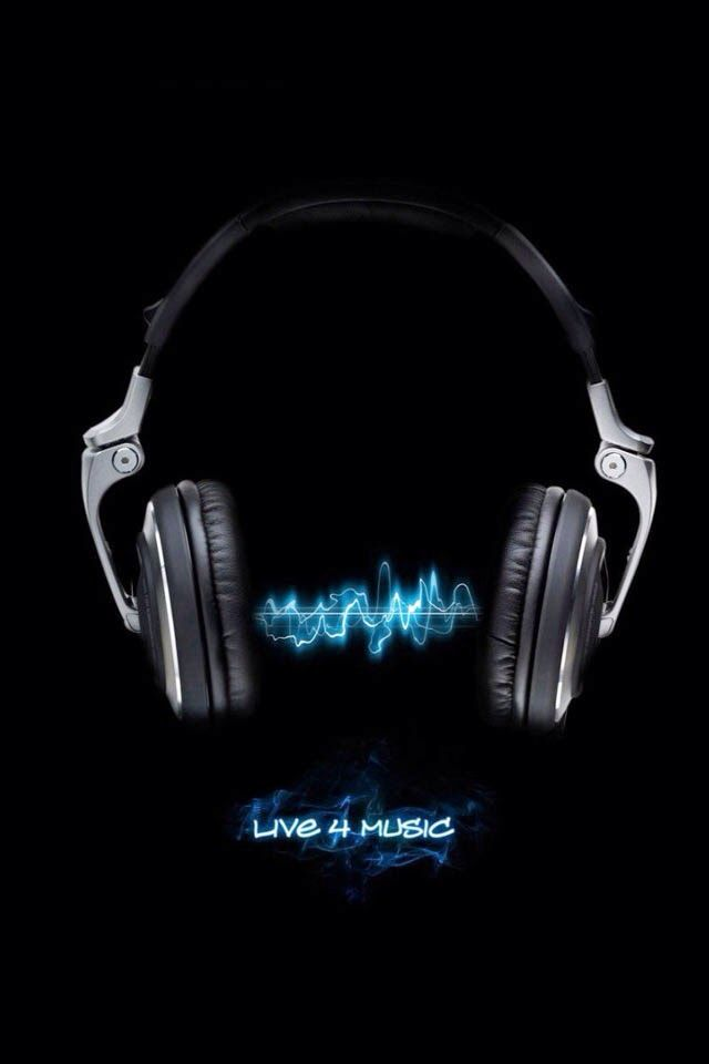 Pin By Danheart On Stay Iphone Wallpaper Music Headphones Art Moving Wallpapers