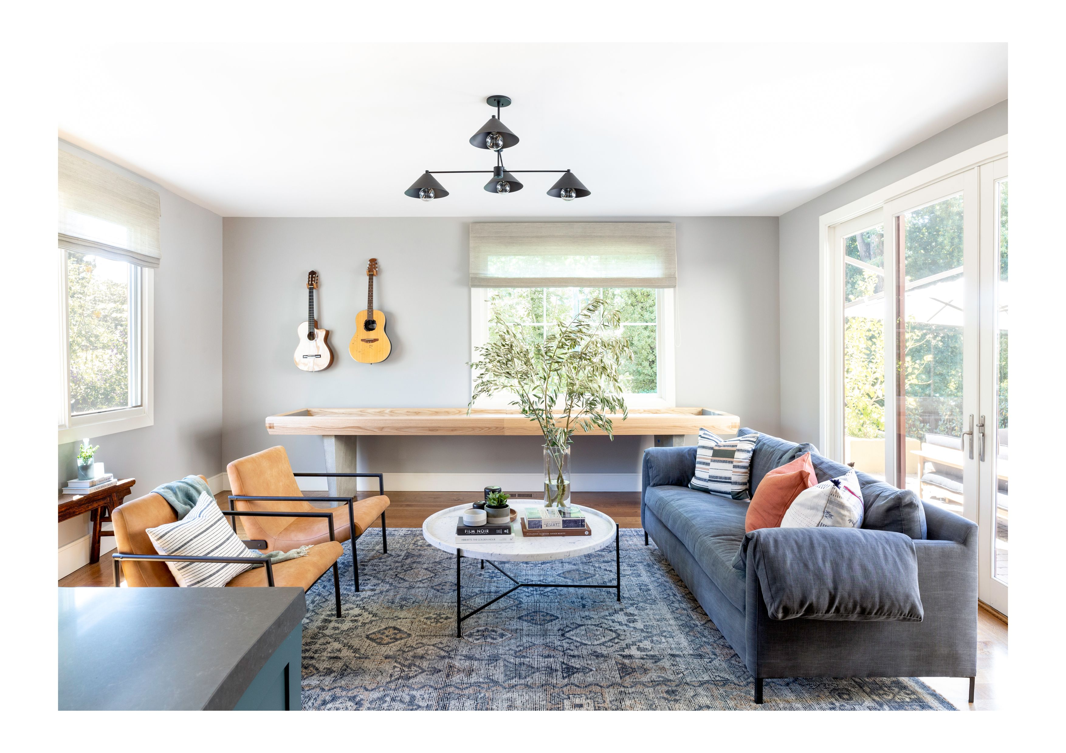 Best California Casual Modern Living Room By Katie Monkhouse 640 x 480