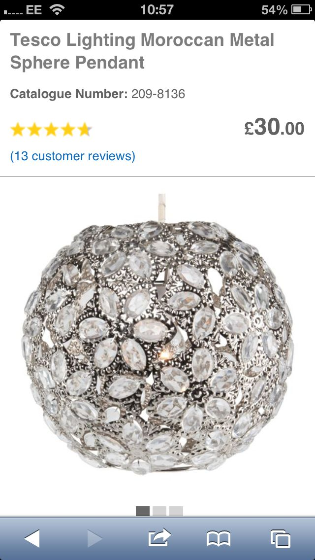 Buy tesco lighting moroccan metal sphere pendant from our pendant suspension lights range at tesco direct we stock a great range of products at everyday