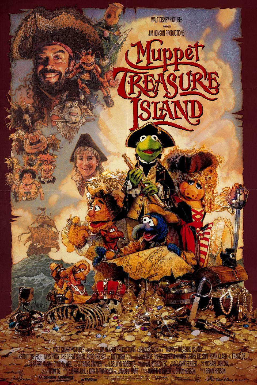 Disney Muppet Treasure Island (1996) Movies I need