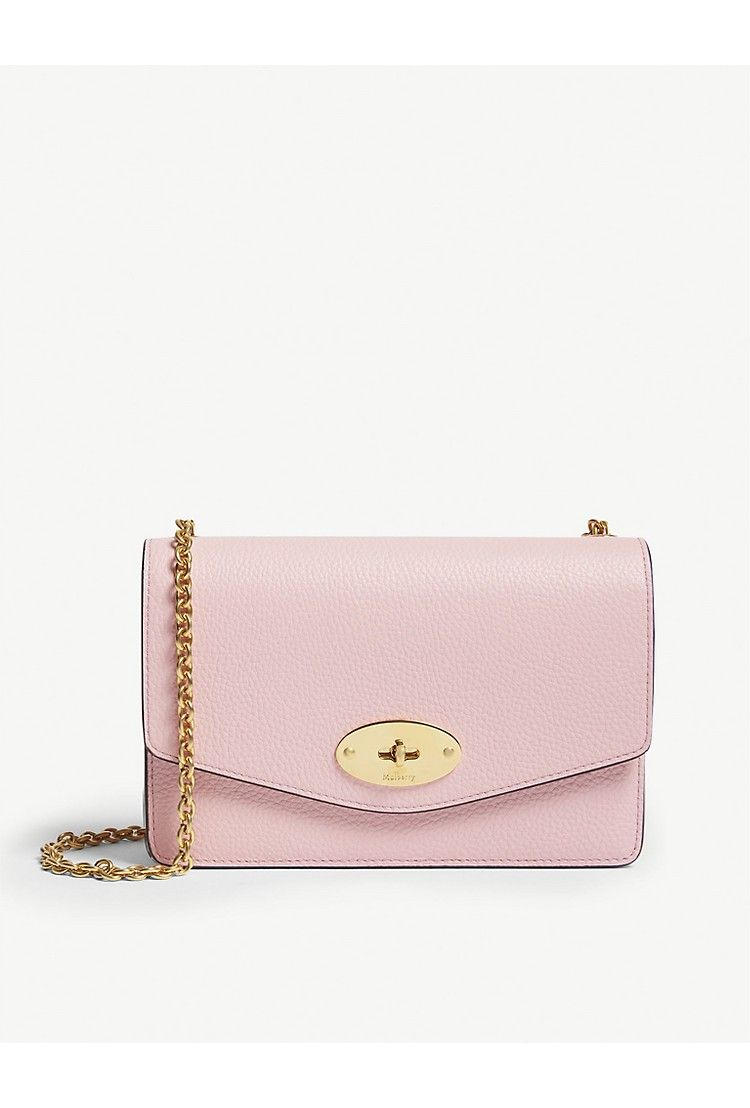 20ef668010e MULBERRY Darley small leather cross-body bag in 2019 | Wish List ...