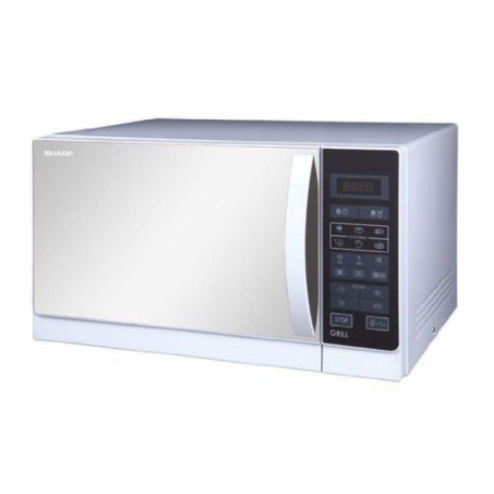 sharp r 75mt s 900 watt microwave oven