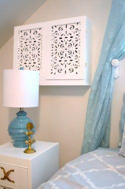 DIY A/C Unit Cover | new apartment | Pinterest | Air conditioner ...