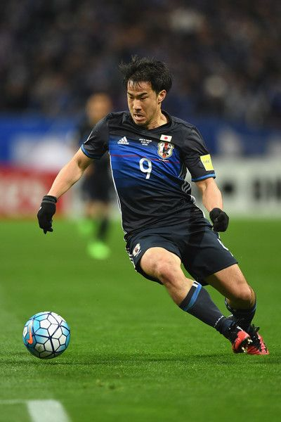 Shinji Okazaki Photos Photos Japan V Thailand 2018 Fifa World Cup Qualifier World Cup Qualifiers Fifa World Cup Fifa