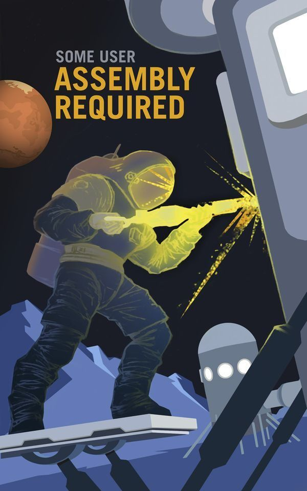 So wirbt die NASA für Stellen, die es gar nicht gibt
