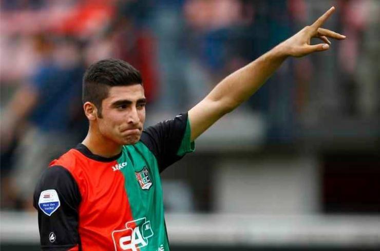 Iranian Football Player, Alireza Jahanbakhsh.