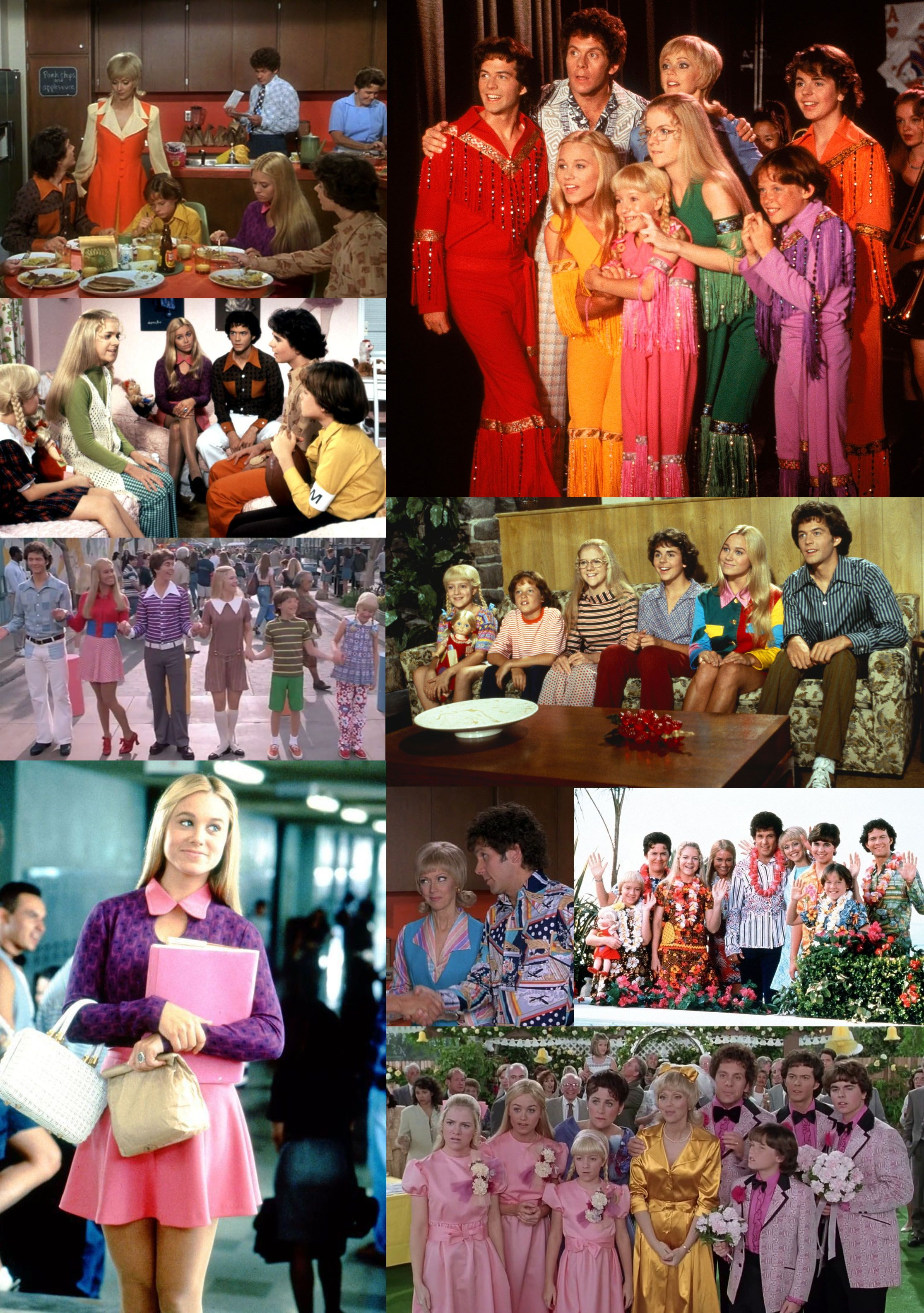 The Brady Bunch Movie And A Very Sequel