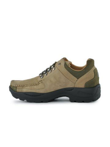 Woodland Men Khaki Casual Shoes | Myntra via @myntra
