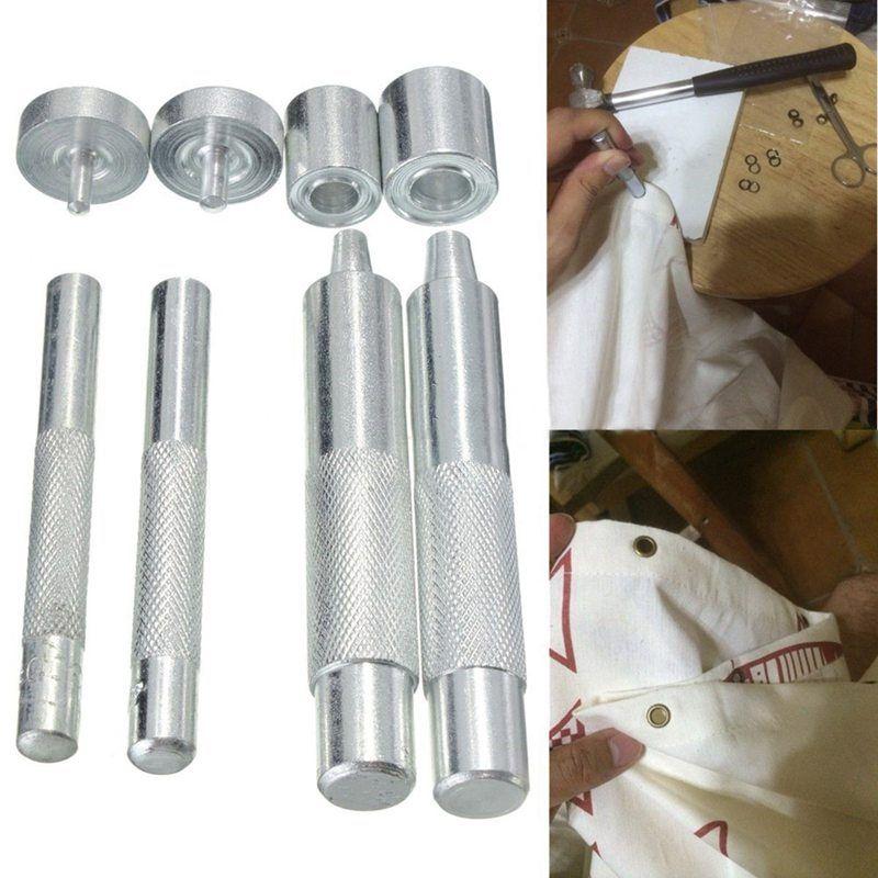 1 Sztuk 5mm Oczko Cios Diy Narzedzie Hole Cutter Set Dla Rzemieslnicze Galanteria Skorzana Odziez Przelotka Leather Craft Leather Belt Crafts Leather Diy