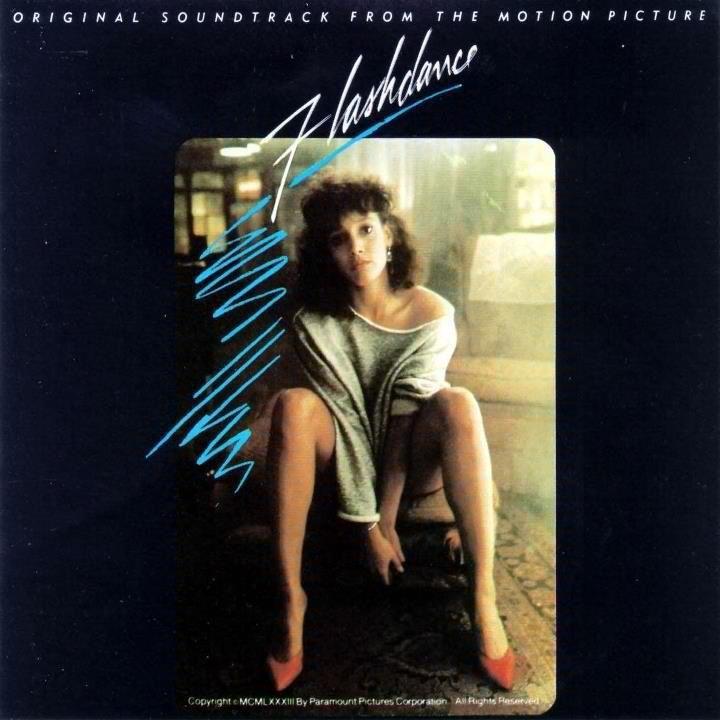 Irene Cara - Flashdance What A Feeling (1983) 歌詞 lyrics《經典老歌線上聽》