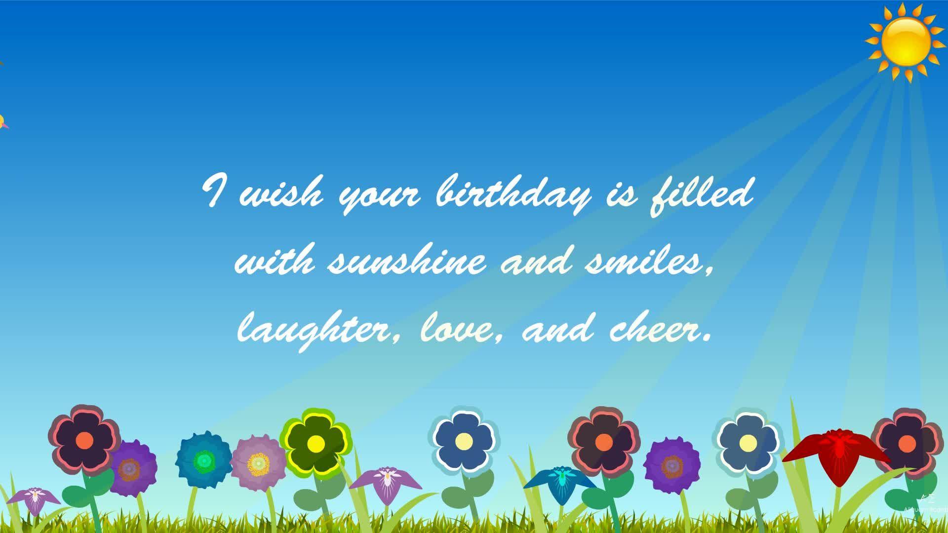 Birthday animated e card e cards pinterest happy birthday birthday animated e card m4hsunfo Choice Image