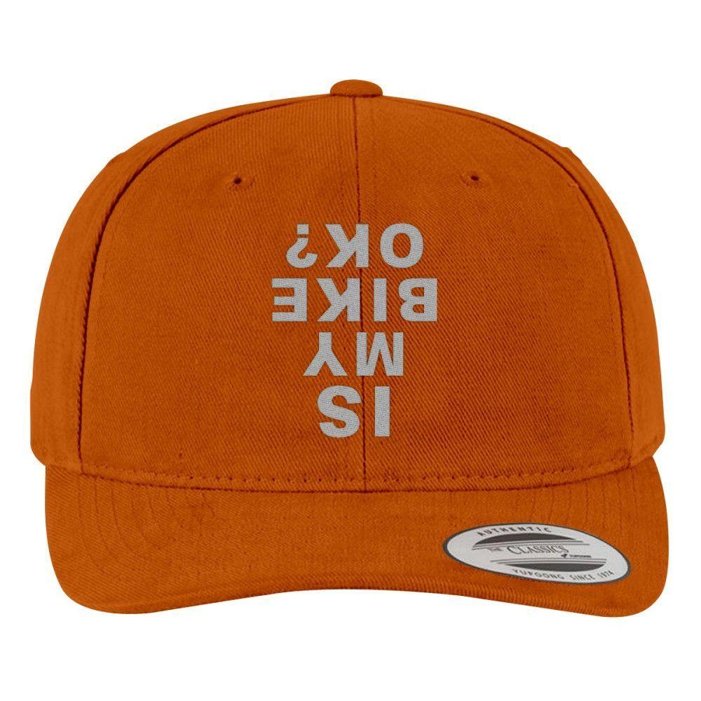 ea4cfcc65e3 Is My Bike OK  Brushed Cotton Twill Hat