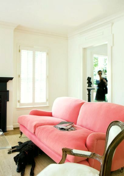 The best sofa to buy | Pink sofa, Living rooms and Room