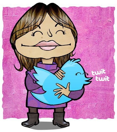 L'avatar de la Gassó a twitter.