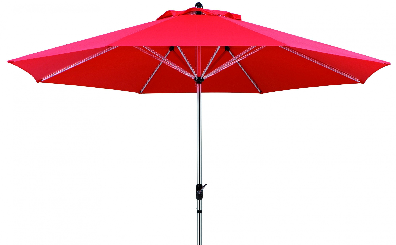 Schneider Sonnenschirm Florenz 400 cm rund red, Lifestyle für Garten ...