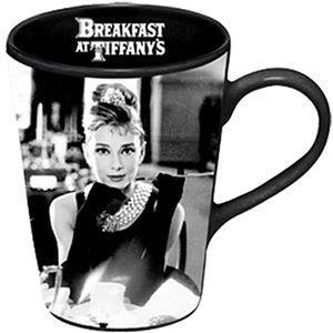 Audrey Hepburn Ceramic Coffee Mug