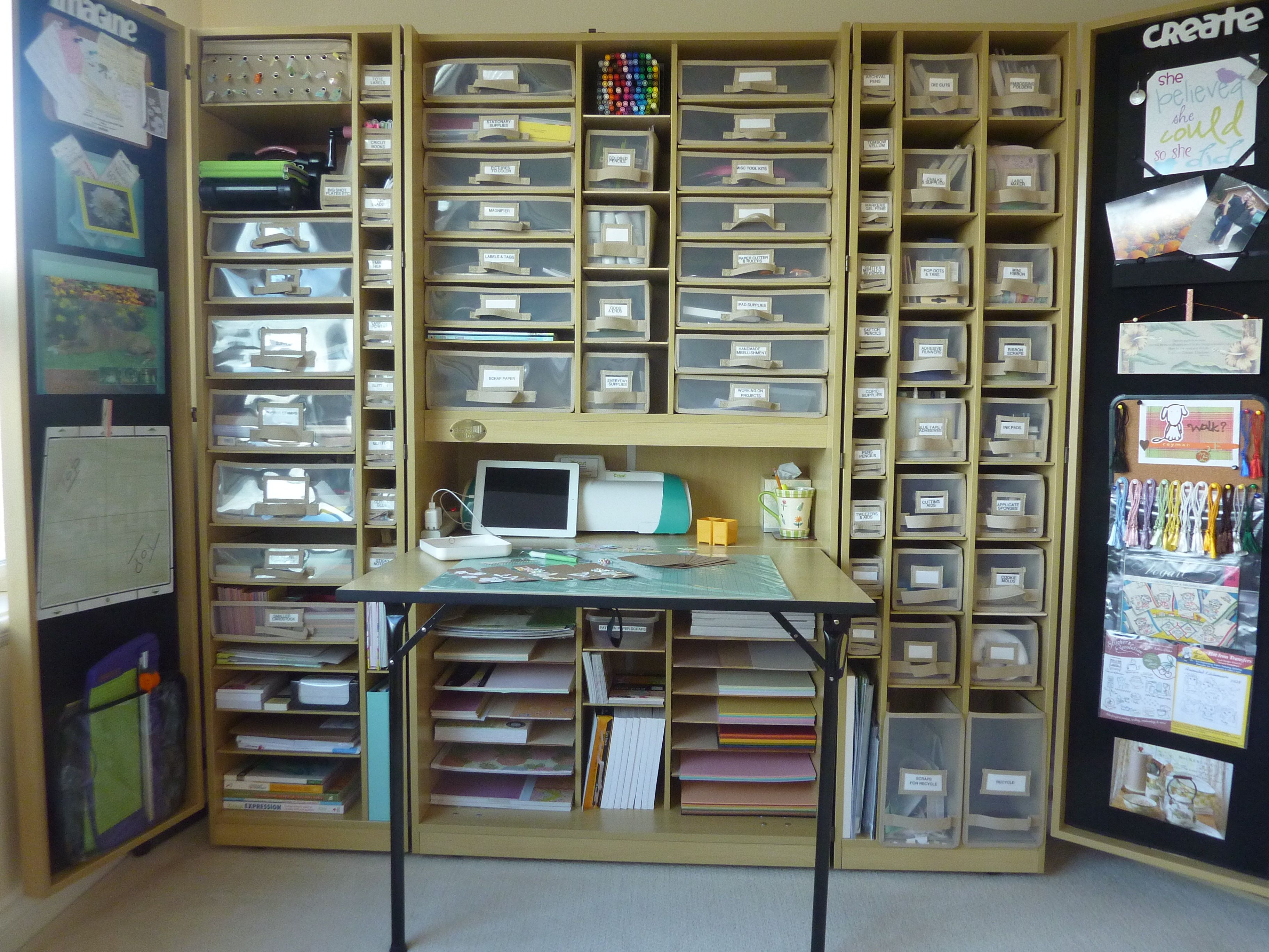 reorganized modified 04 2013 my workbox from the. Black Bedroom Furniture Sets. Home Design Ideas