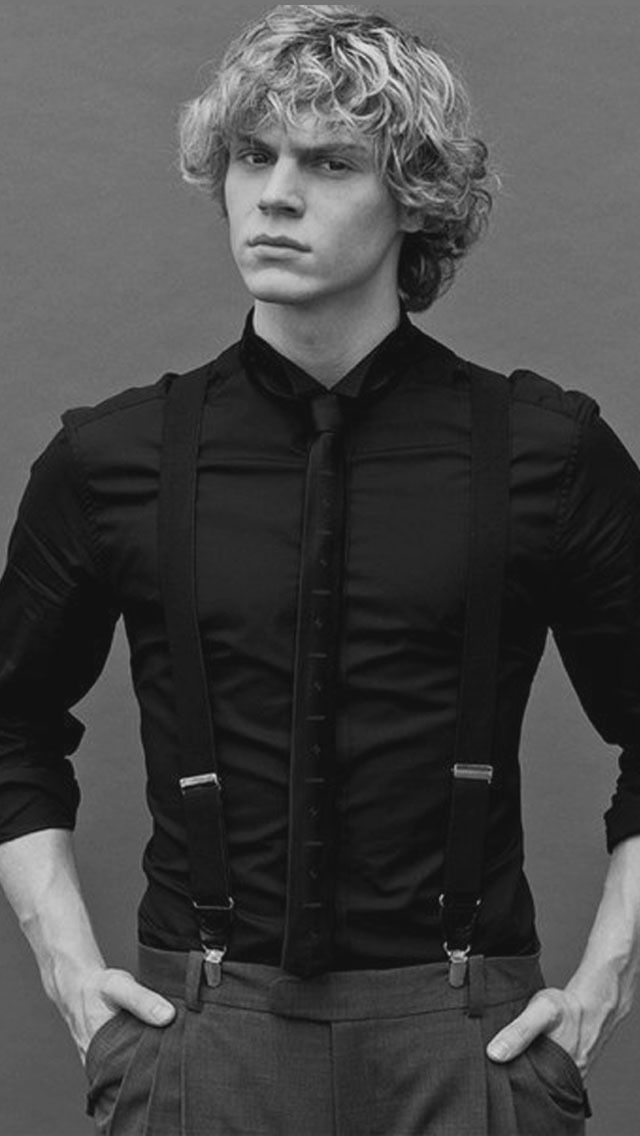 Evan Peters Photoshoot Tumblr People Pinterest