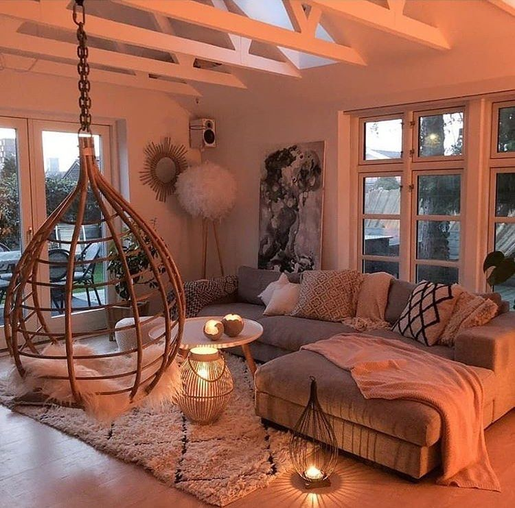 Photo of Add Some Fun to Your Home Decor with an Indoor Swing