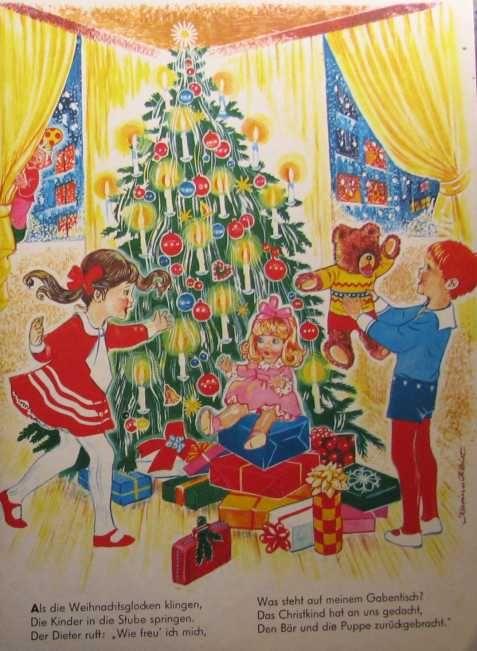Bilderbuch Tannenbaum.Ein Weihnachtsmärchen Bilderbuch 60iger O Tannenbaum Oh