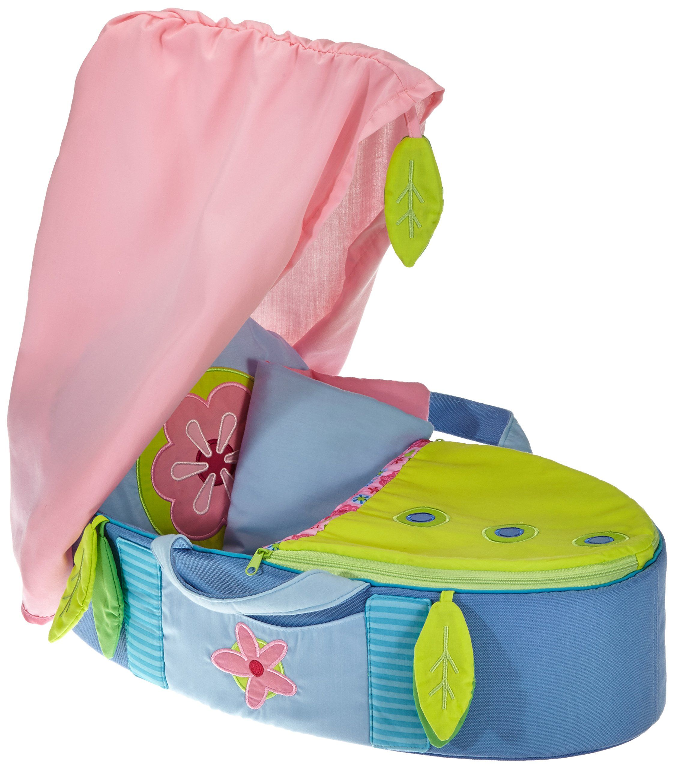 Amazon.com: Haba Doll\'s Carry Cot: Toys & Games | Cosette gifts ...
