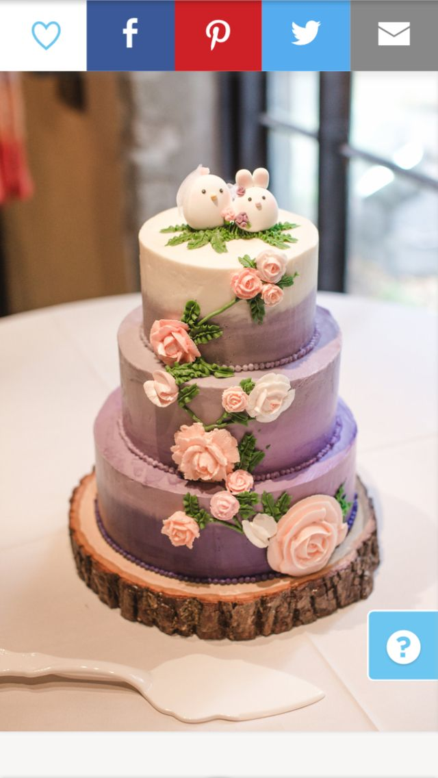 Wedding cake idea