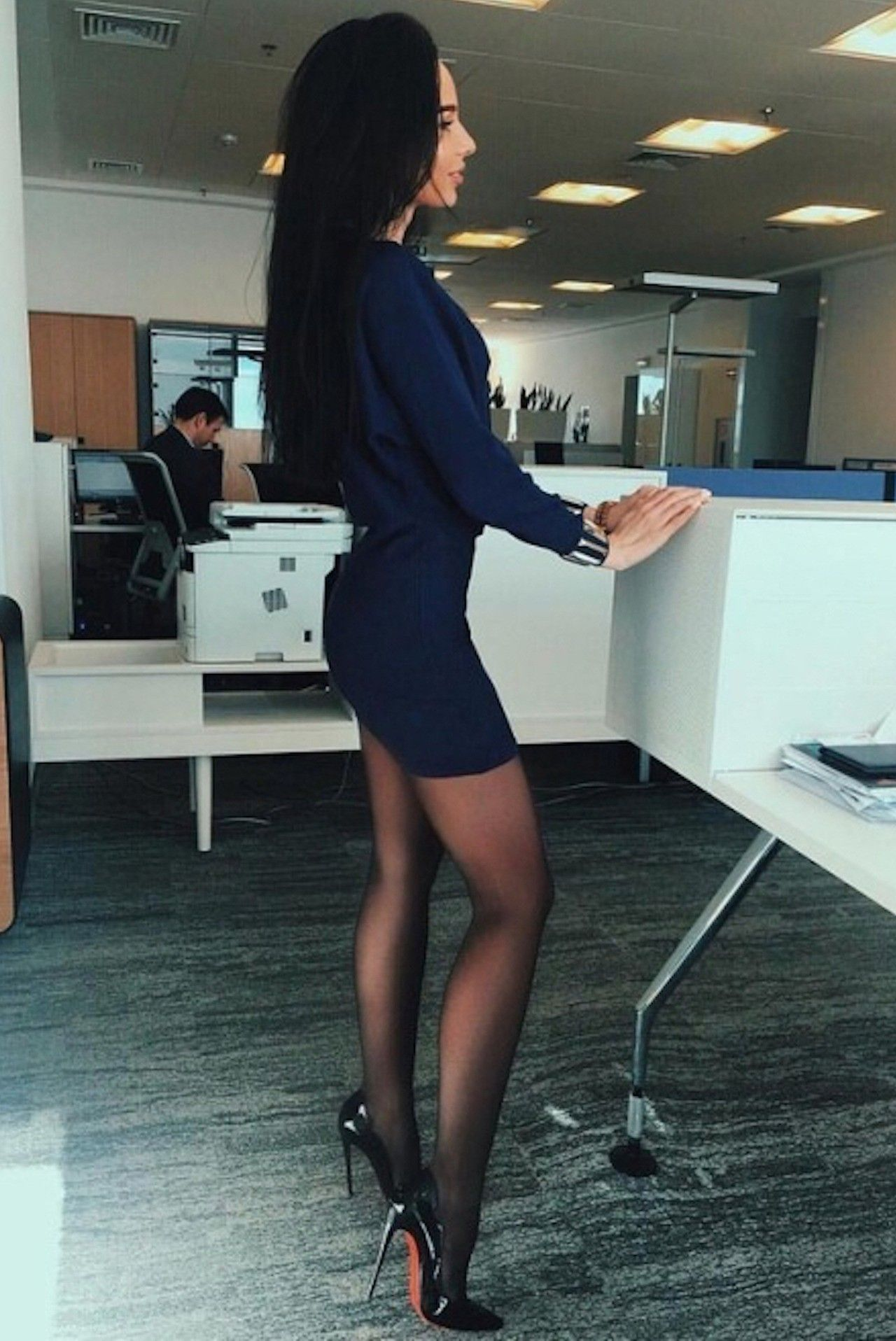 Pin On Office Hotties