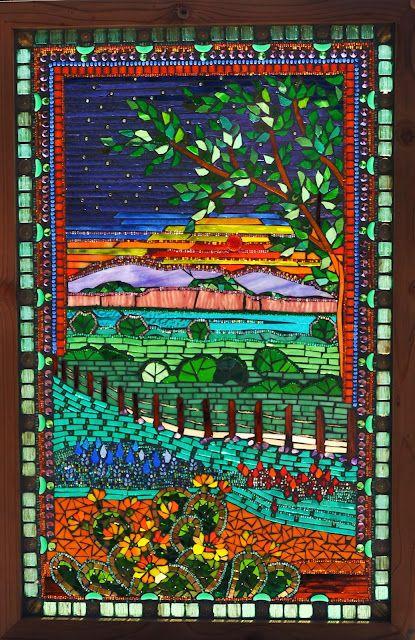 Mosaic Landscape