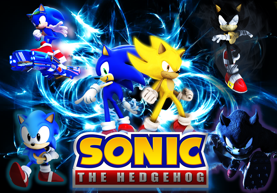 Sonic The Hedgehog Wallpaper By SonicpoX On DeviantArt