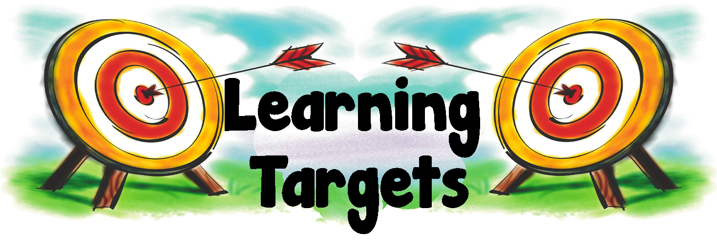 Icon Bulletin Board For Ccss Learning Targets Learning Targets Co Teaching Learning Coach