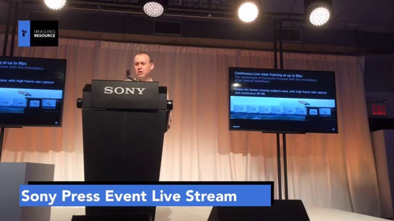 nice Sony Press Event: A6300, G Master Lenses Launched Check more at http://gadgetsnetworks.com/sony-press-event-a6300-g-master-lenses-launched/