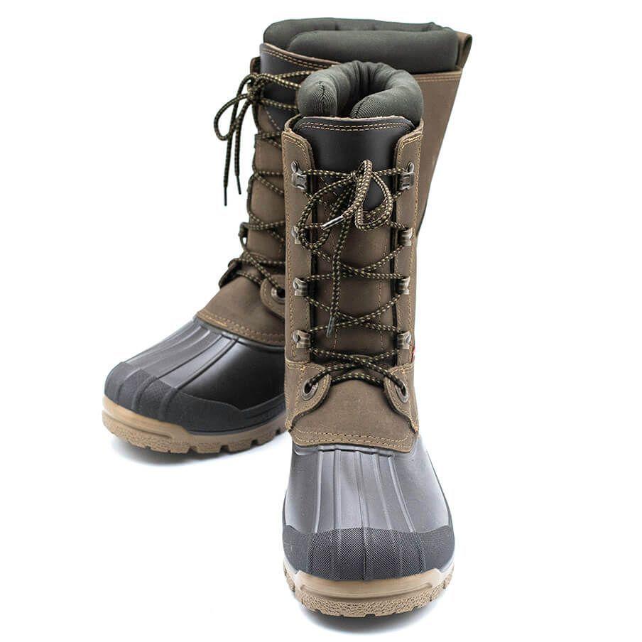 Buty Mysliwskie Meskie Obuwie Zimowe Ocieplane Wkladem Demar Caribou Pro Boots Bean Boots Shoes