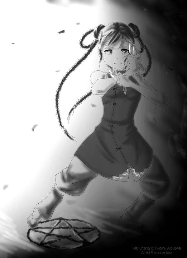 FMA - Swift As Shadow by ~FlameoZutara on deviantART