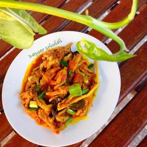 Resep Ceker Mercon Oleh Dapoer Sriwidi Resep Resep Masakan Cemilan