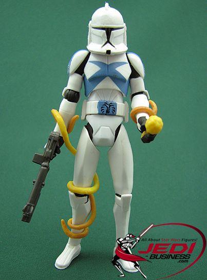 Action- & Spielfiguren Star s 2011 Clone s Animated Exclusive Action Figure 2Pack ARF Trooper Waxer ...