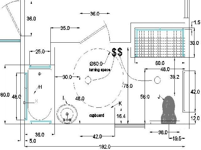 pin design pinterest plans bathroom handicap floor ada me ffree