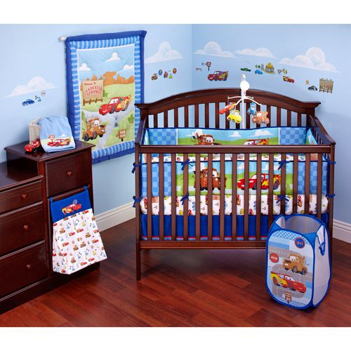 Camper Baby Bed