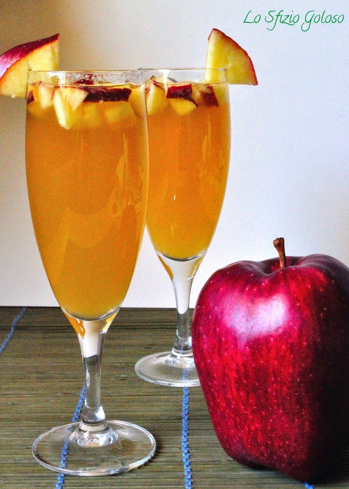 Lo Sfizio Goloso: Aperitivo al sidro di mela