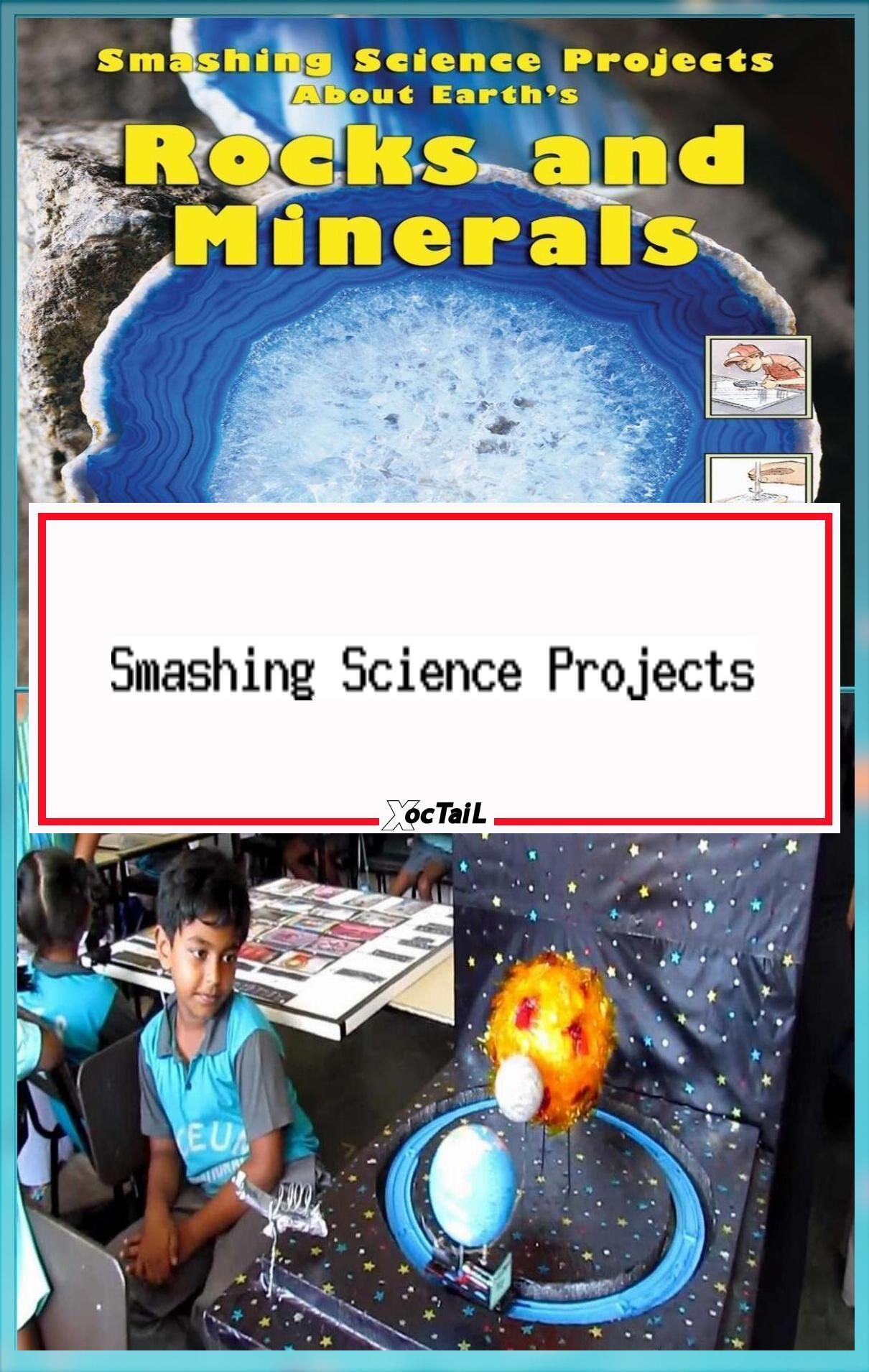 Grade 3 Science Project Earth Moon Sun In