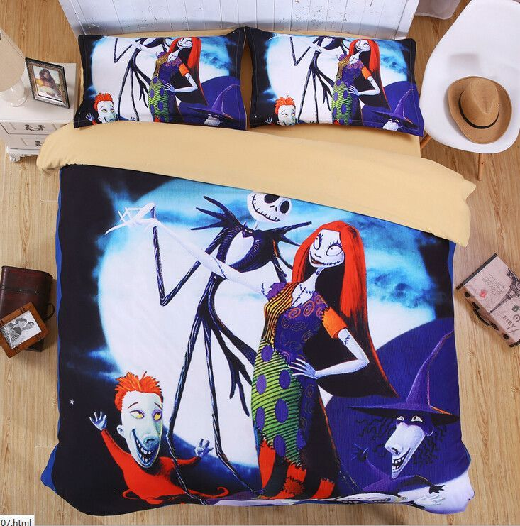 Nightmare Before Christmas Comforter Only