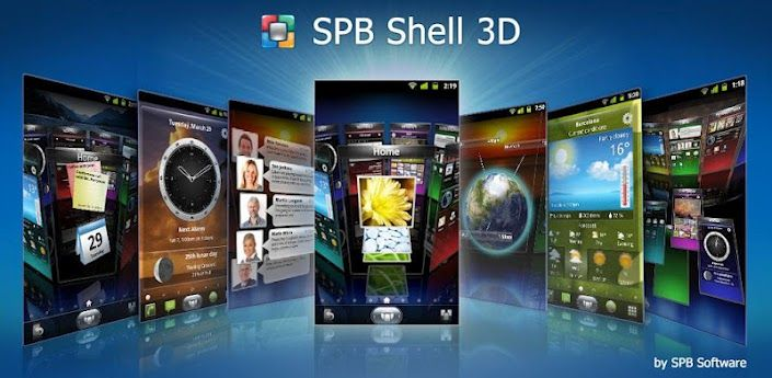 tsf shell pro 3d android launcher apk free download