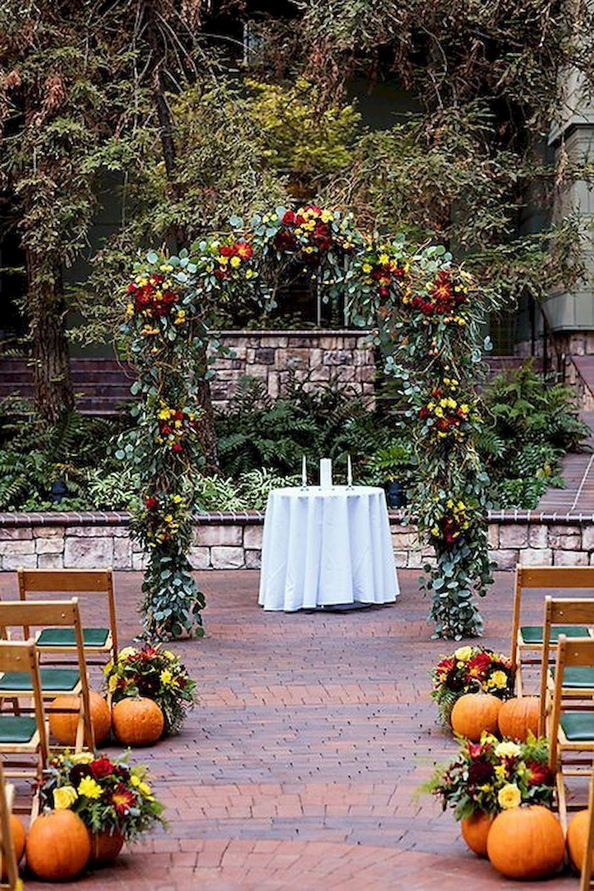 40 Awesome Halloween Wedding Decoration Ideas (1 | Pumpkin ...