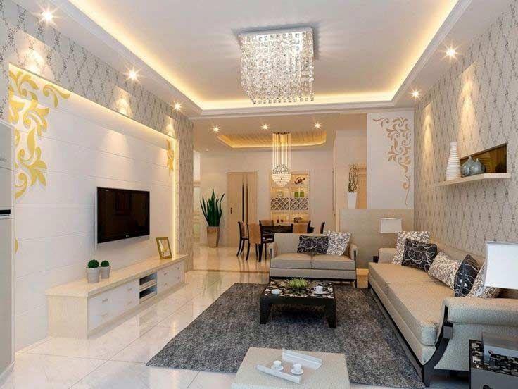 New Plaster Of Paris Ceiling Designs Pop Designs 2018 Ceiling Design Living Room False Ceiling Living Room Ceiling Design Bedroom New design for living room