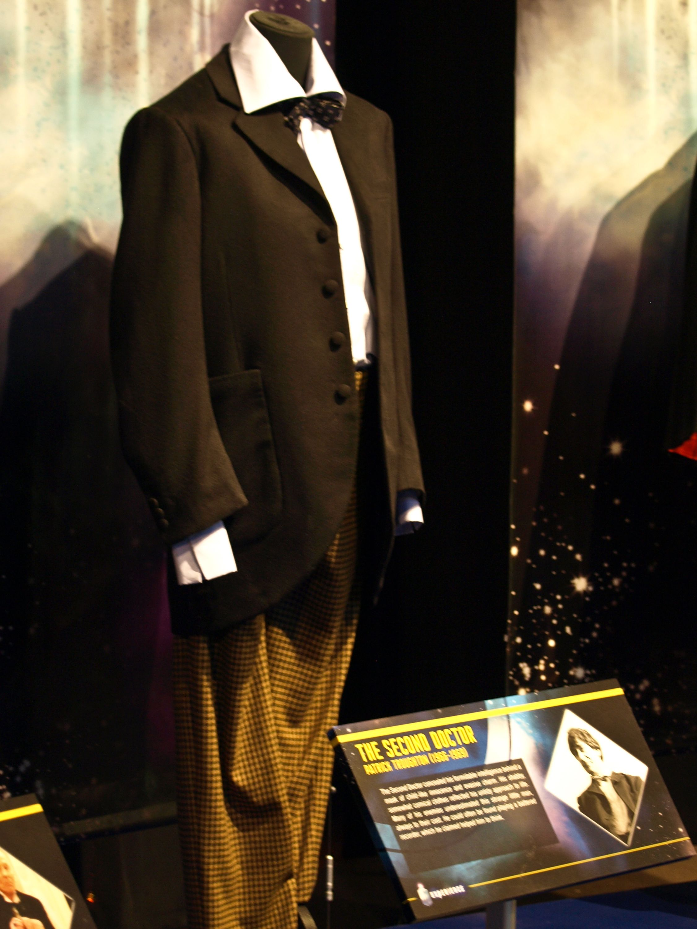Second Doctor Costume & Second Doctor Costume | Dress Up | Pinterest | Doctor costume and ...