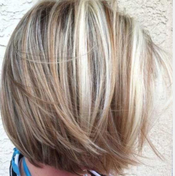 16 Cute Hairstyles For Short Hair Gray Hair Style And Hair Coloring