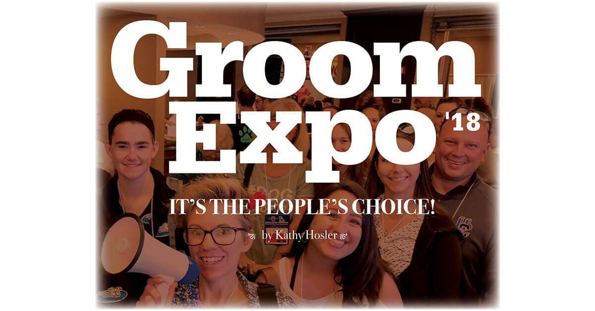 Groom expo 18 its the peoples choice groom people