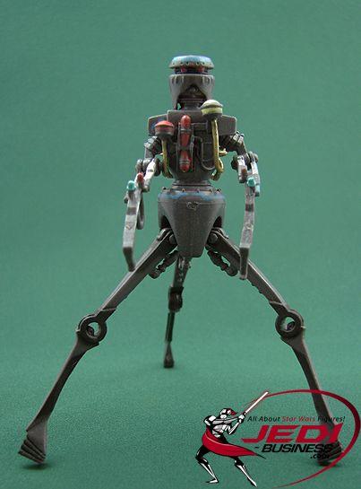 Star Wars Action Figure Chopper Droid Darth Vader S Medical Droid Star Wars Revenge Of The Sith Collec Star Wars Droids Star Wars Battle Droids Battle Droid