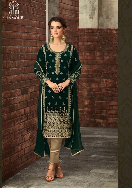 ef2e405fe75 Sku - RBSU032 Color-  As Per Picture Fabric-Top- Pure Velvet