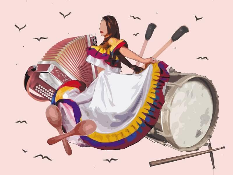 Gaiteros De San Jacinto La Cumbia Y Su Inmortalidad Elespectador Com Cultura De Colombia Cumbia Danza Folclorica